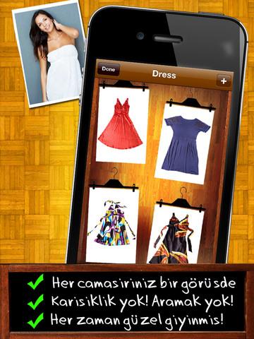 Benim Gardolabim – Outfit Manageri, Styling Yardimcisi ve Stil danışmanı screenshot 7
