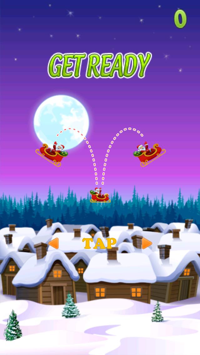 Christmas Santa Smash screenshot 1