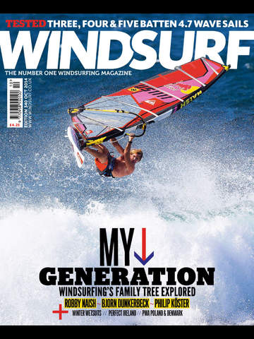 Windsurf Magazine screenshot 6