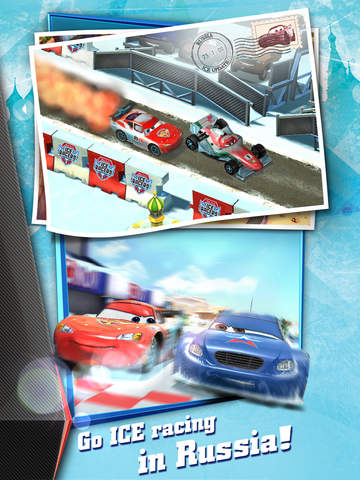 Cars: Fast as Lightning screenshot 6