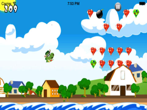 Dragon Jump : Fun And Passionate About The Heights screenshot 7