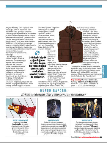 Time Out Istanbul Magazine screenshot 10