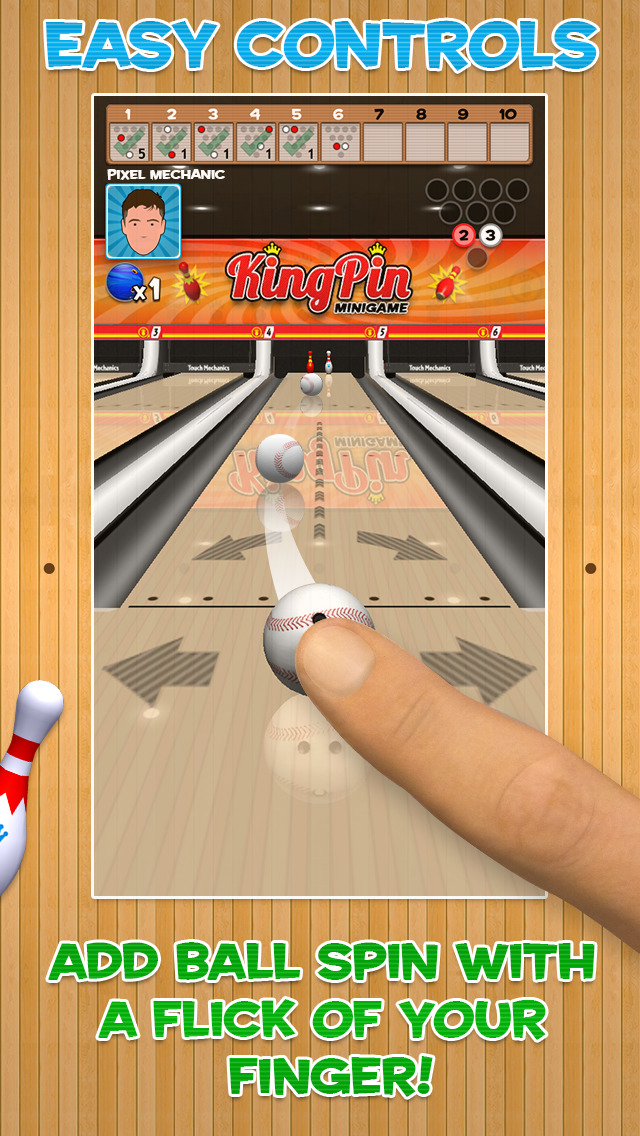 Strike! Ten Pin Bowling screenshot 3