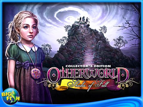 Otherworld: Shades of Fall HD - A Hidden Object Game with Hidden Objects screenshot #5