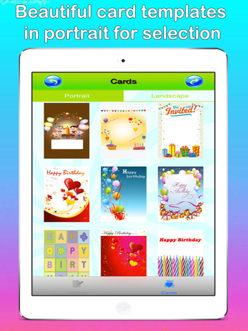 Happy Birthday Card Maker App screenshot 6