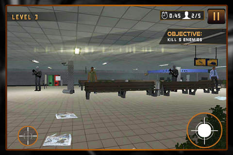 Military Sniper Simulator 3D - náhled