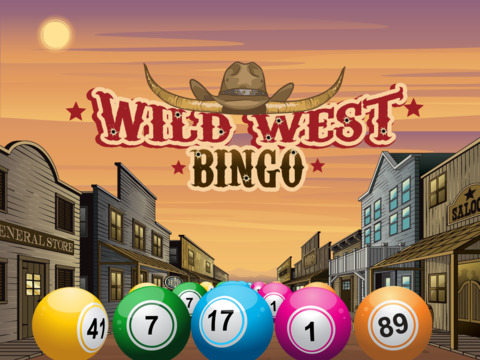 Wild West Bingo Shootout Pro screenshot 5