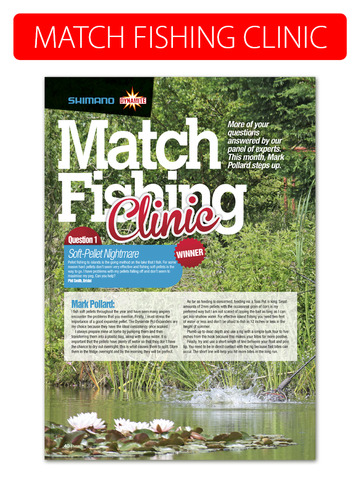 Match Fishing Magazine screenshot 9