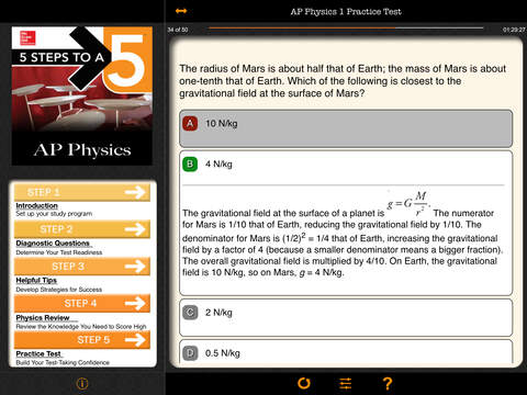 AP Physics 1 5 Steps to a 5 screenshot 10