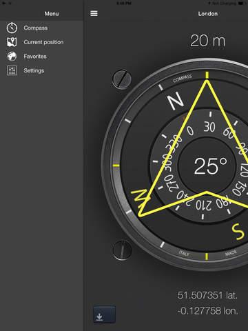 Compass One screenshot 7