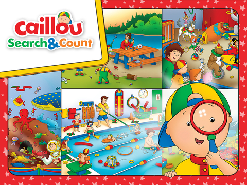 Caillou Search & Count – Hidden Objects screenshot 6