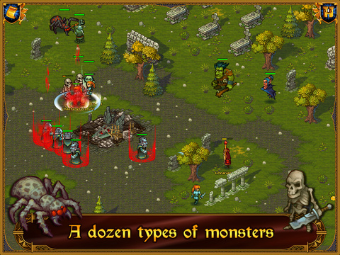 Majesty: Fantasy Kingdom Sim screenshot 8