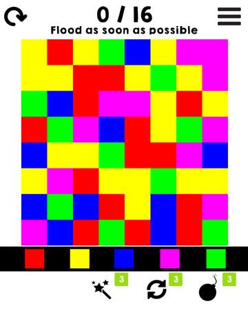 Simply Color Flood screenshot 5