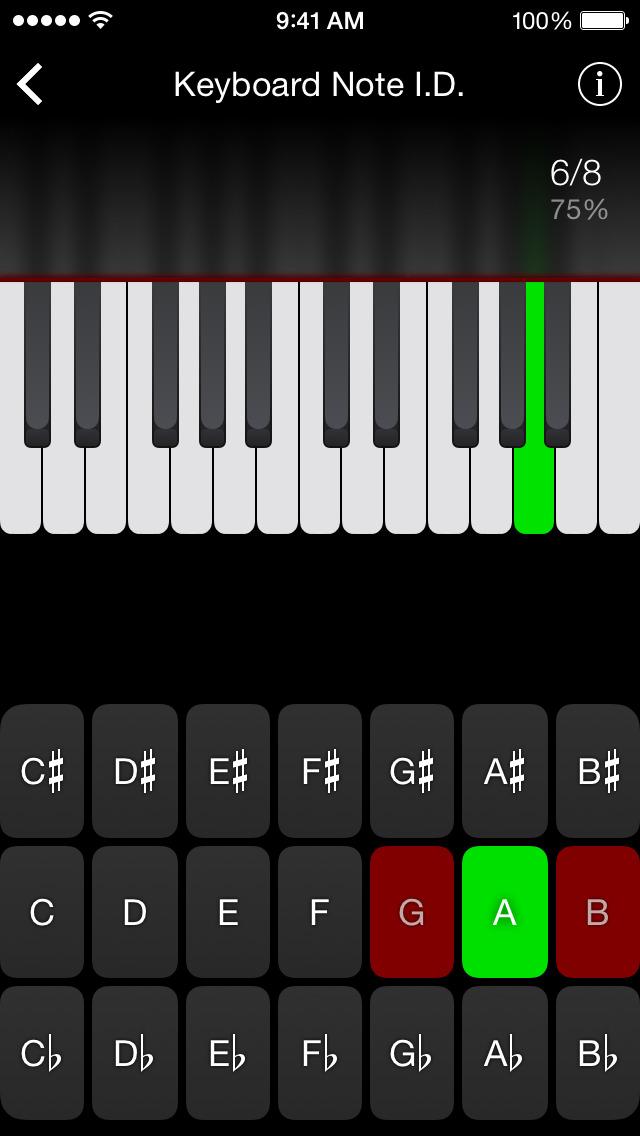 Tenuto screenshot 1