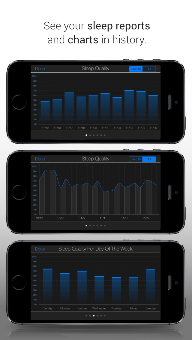 Clever Alarm Clock Free (Sleep Cycle Tracker) screenshot 5