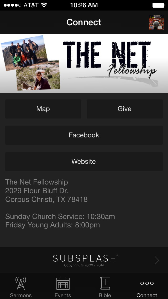 The Net Fellowship screenshot 4