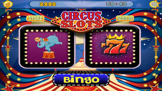 Ace Circus Slots - Jackpot Casino Games Free screenshot 5