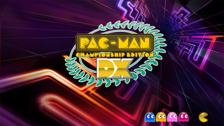 PAC-MAN CE DX screenshot 1