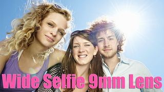 Ultra Wide Selfie 9mm Camera screenshot 1