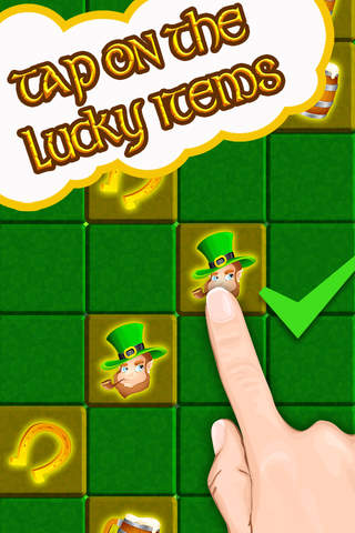 Tap my Lucky Patty's Leprechaun Fever Game - náhled