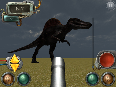 Dinosaur Hunter 2015 screenshot 7