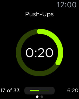 Workout Trainer: fitness coach screenshot 12