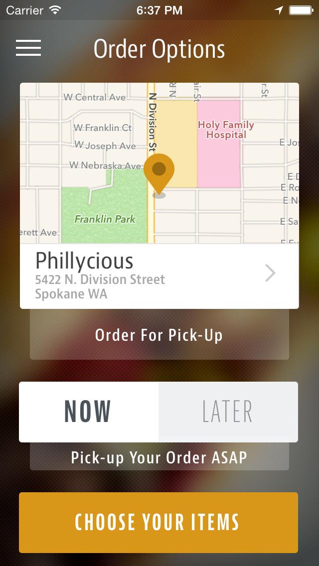 Phillycious screenshot 2