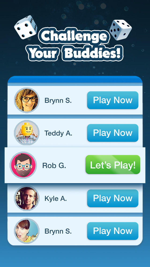 Dice With Buddies screenshot 2