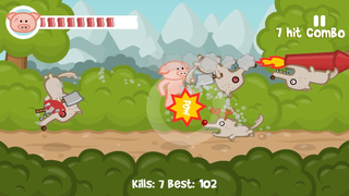 Iron Snout – bacon fighter screenshot 5