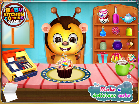Baby Kitchen Cooking Game screenshot 6
