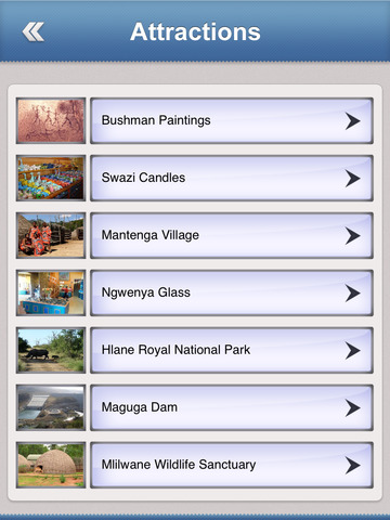Swaziland Travel Guide screenshot 8
