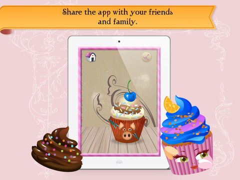 Cupcake Factory Lite screenshot 7