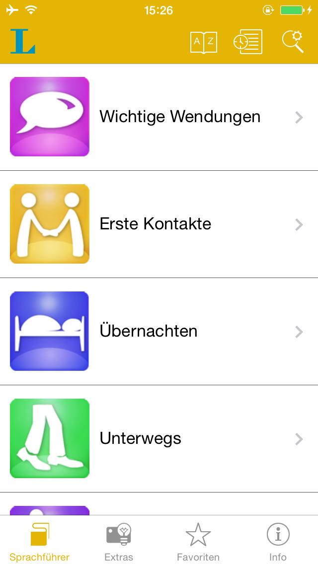 Portugiesisch talk&travel – Langenscheidt Sprac... screenshot 2