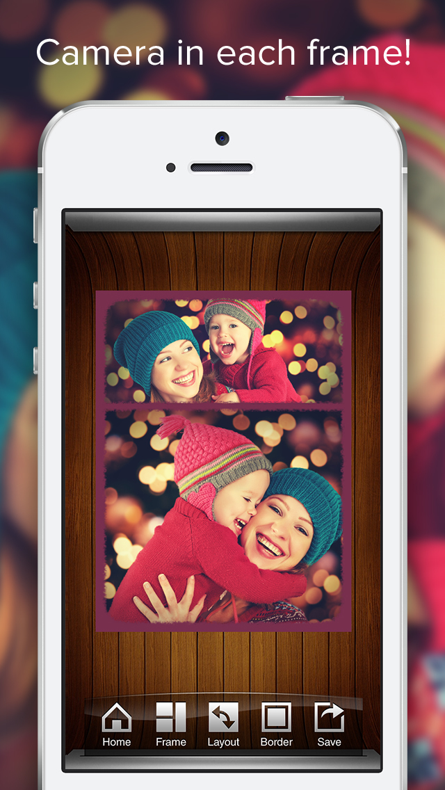 Nostalgio - Create, Edit and Share Cool Pictures with Photo Editor & Collage Maker screenshot 1