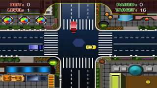 Extreme Taxi Simulator PRO : The Road Traffic Street Intersection War screenshot 1