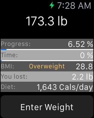 Monitor Your Weight screenshot 6