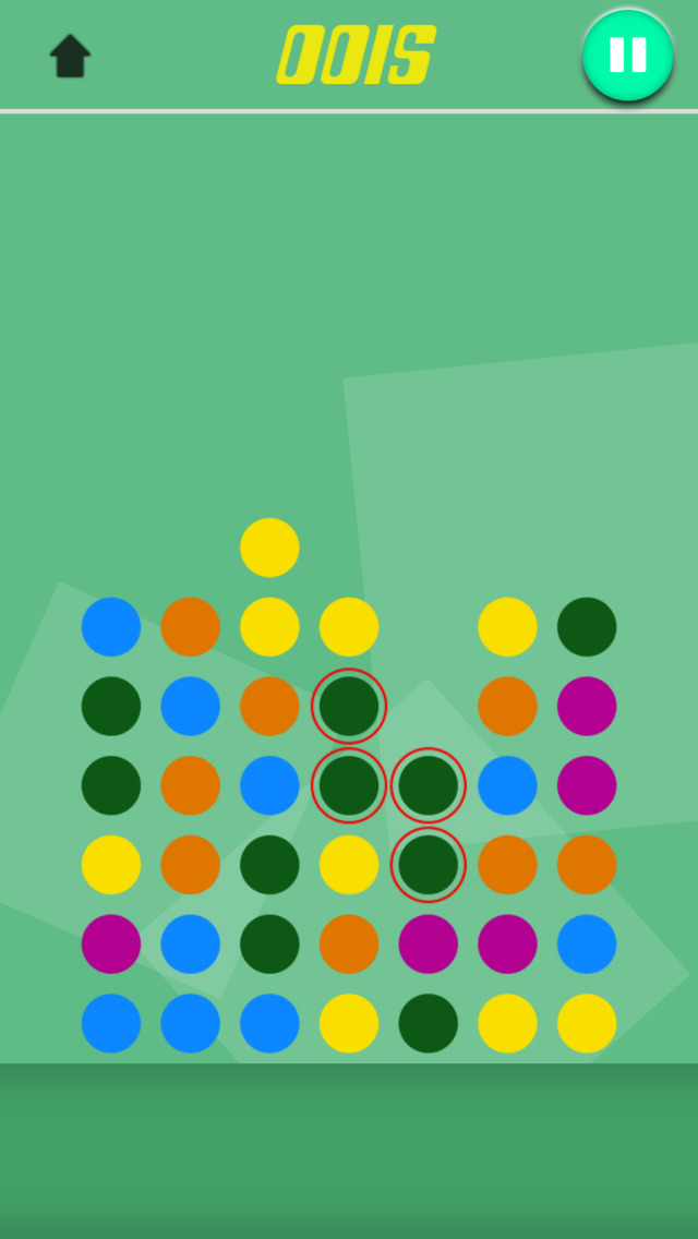 Connect The Color Dots - Perfect & Unique Color Match Game screenshot 3