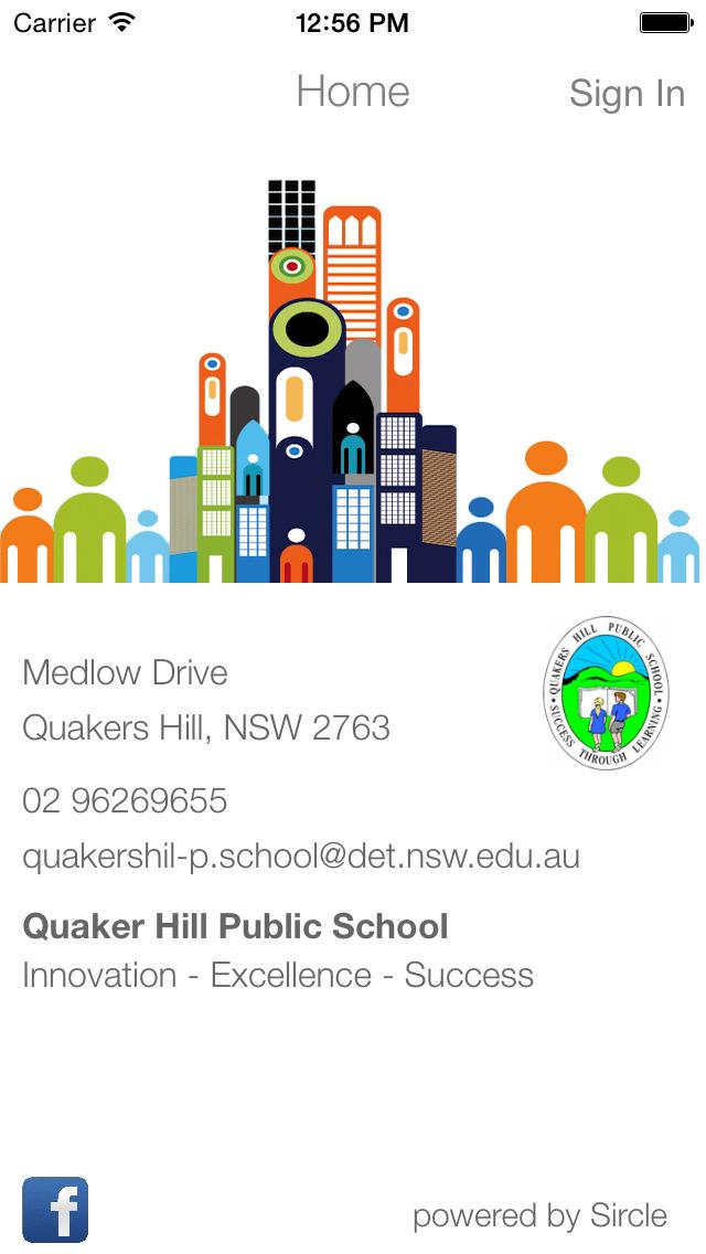 Quakers Hill Public School screenshot 2