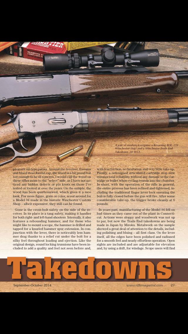Rifle screenshot 4