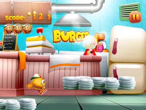 Burger Diner Run screenshot 4