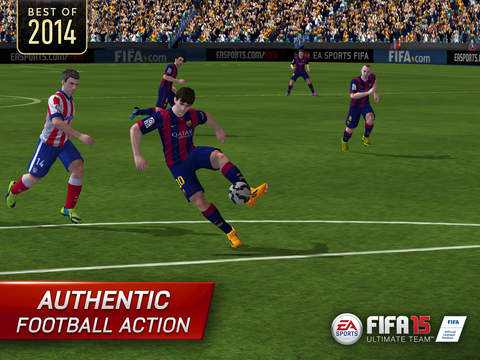 FIFA 15 Ultimate Team™ New Season screenshot 6