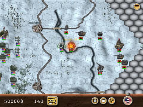 Tank Operations: European Campaign screenshot 4