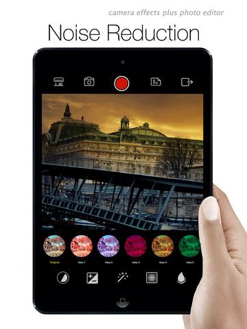 360 Camera Plus Pro - camera effects & filters plus photo editor screenshot 9