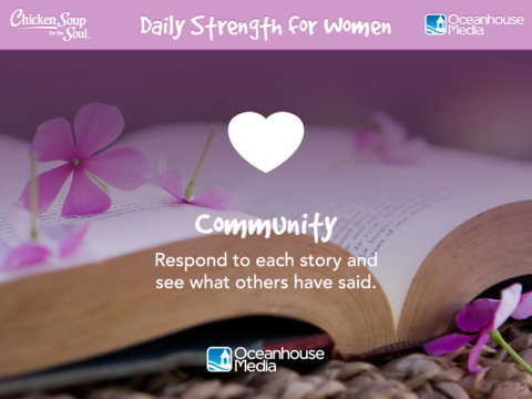 Daily Strength for Women from Chicken Soup for the Soul® screenshot 9