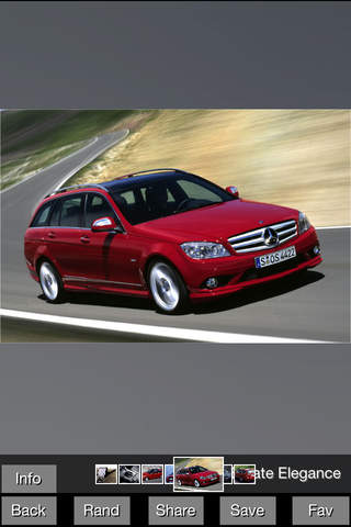 Cars Specs Mercedes Benz - náhled