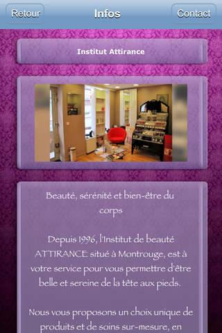 Institut Attirance - náhled