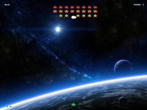 Classic Invaders: arcade retro space shooting game screenshot 6