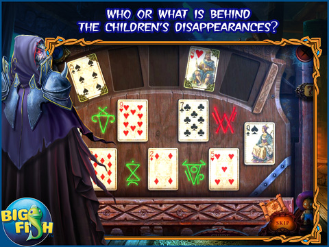 League of Light: Wicked Harvest HD - A Spooky Hidden Object Game screenshot 3