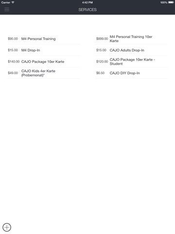 mind4motion Coaching screenshot 5