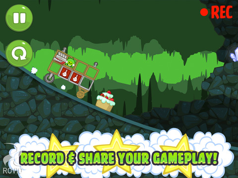 Bad Piggies HD Free screenshot 2